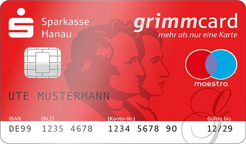 Kartennummer Sparkasse Girocard